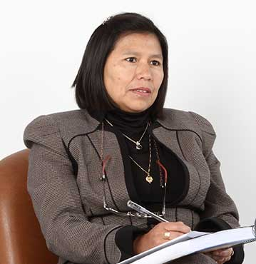Dra. Maricela Garcia Villalta